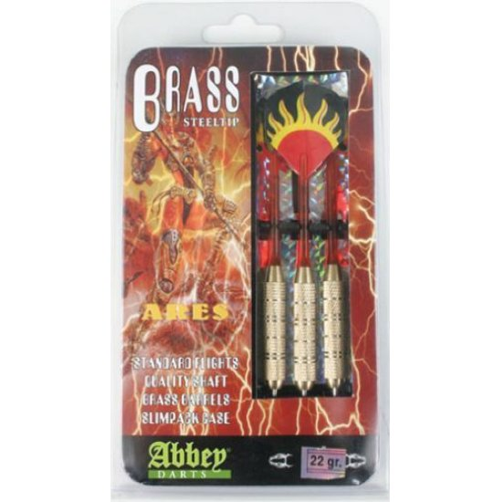 Abbey Darts Brass 23 gram