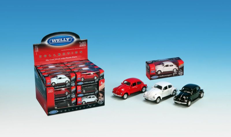 Welly VW Kever 1:60
