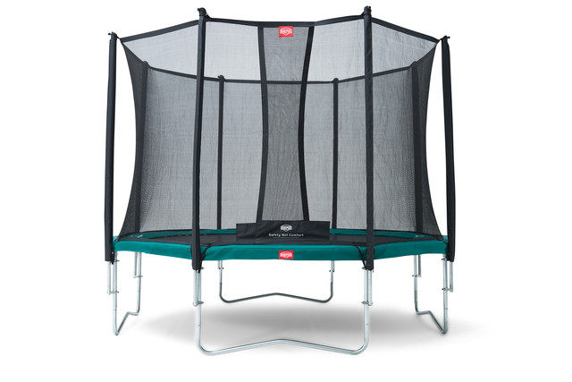 Berg Favorit 380 + Safety Net Comfort