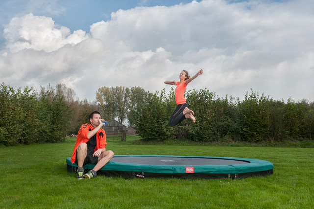 Berg Sports InGround Champion 430 Groen