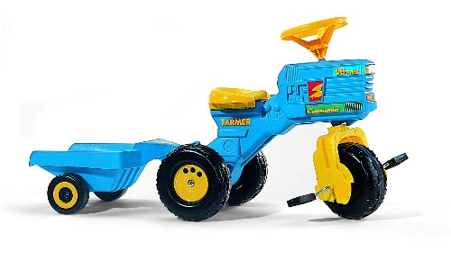 New Holland Trac