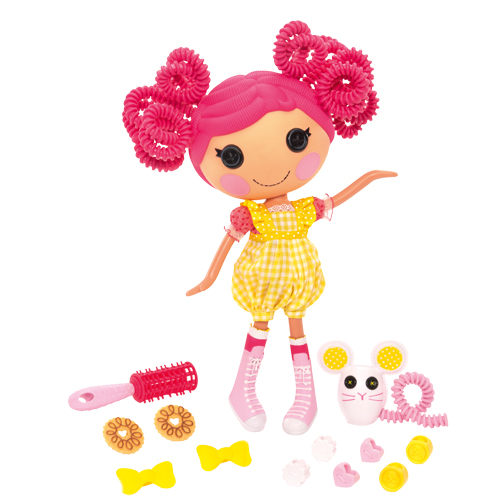 Lalaloopsy Silly Hair Pop geel