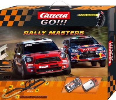 Carrera Go 720 Rally Masters