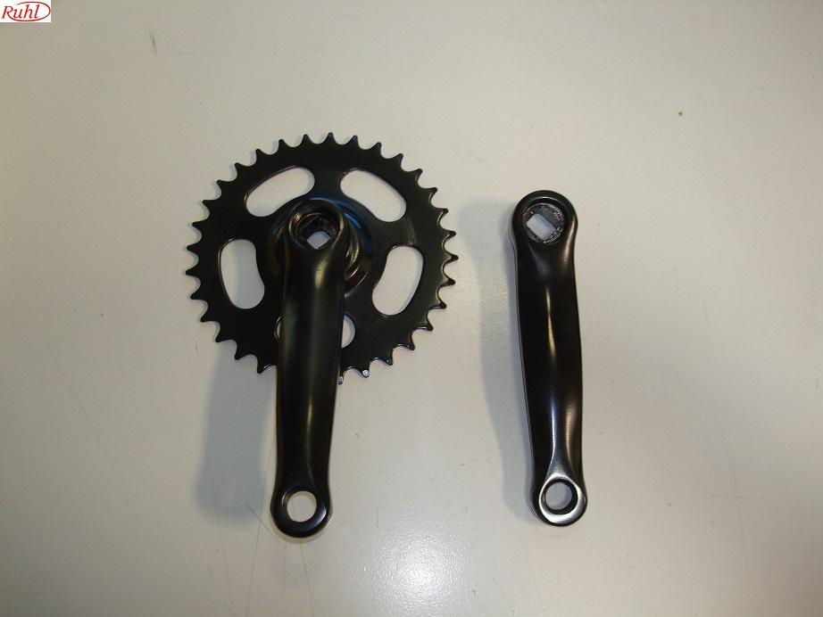 Crank Rechts en Links 127 x 32-tands