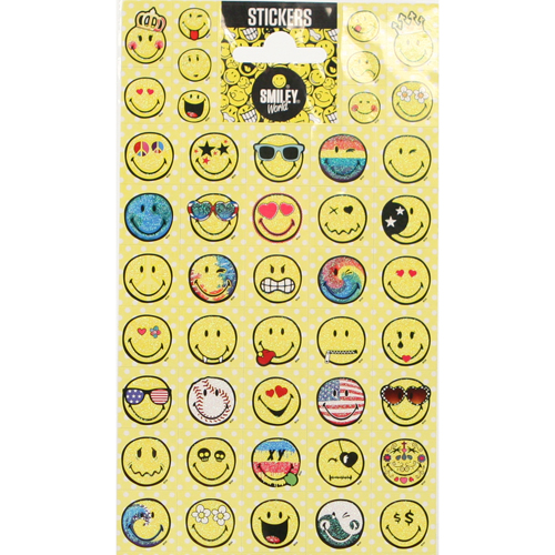Stickers Smiley Twinkle 1