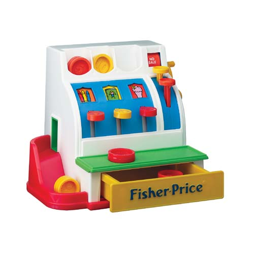 Kassa Fisher Price